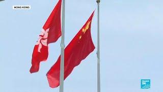 Chine : l'UE dénonce le projet de réforme électorale à Hong Kong