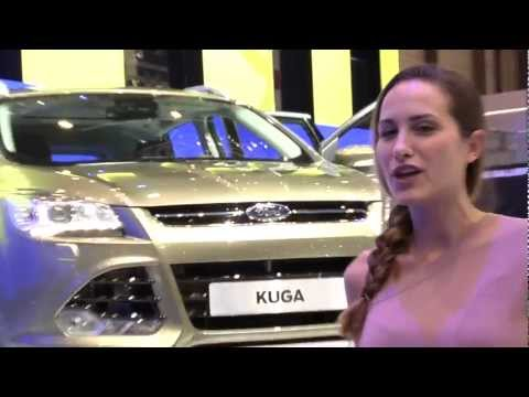 Ford Kuga at Geneva Motor Show