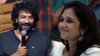 Satyadev Very Emotional Words About His Wife || Thimmarusu Prer elease Event || TFPC - TFPC