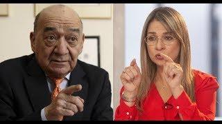 Mensaje de Vicky Dávila a Yamid Amat tras alianza entre Canal 1 y Semana | Semana Noticias