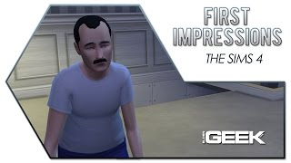 The Sims 4 First Impressions