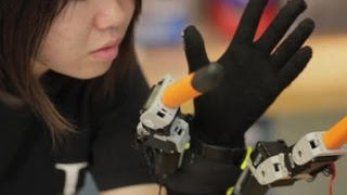 Crave - Give yourself a helping hand with MIT's robot glove, Ep. 167