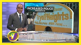 Increase Police Presence for Tryall Heights - November 23 2020
