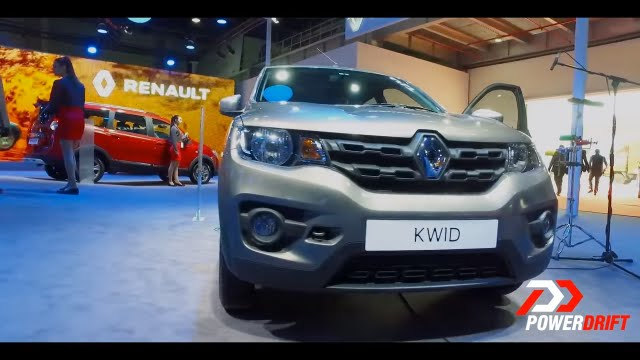 Renault KWID SCE & Easy R : First Impressions : PowerDrift