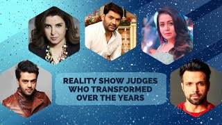 From Kapil Sharma to Ritvik Dhanjani | Reality show judges who have transformed over the years | - TELLYCHAKKAR
