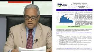 ÚLTIMA HORA: #Boletín 77 Continúa en aumento casos confirmados de Covid-19 en RD