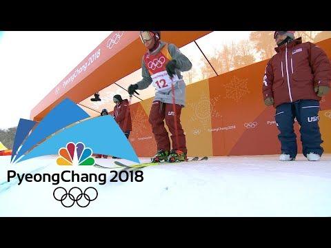 connectYoutube - 2018 Winter Olympics I Men's ski slopestyle in 360 VR