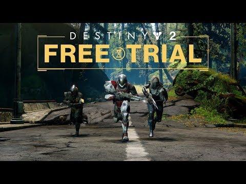 Tráiler de la prueba gratuita de Destiny 2 [MX]
