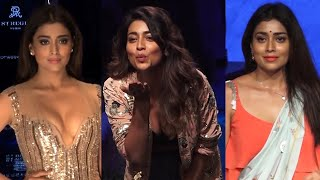 Actress Shriya Saran Ramp Walk Compilation | #HBDShriyaSaran  | TFPC - TFPC
