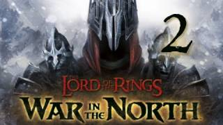 Lord of the Rings War in the North: Walkthrough Part 2 Let's Play (Gameplay & Commentary)