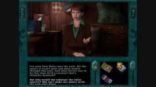 Nancy Drew: The Haunted Carousel- Part 1: Meeting People