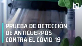 En España crean prueba de detección de anticuerpos contra el Covid-19 | Kit Elisa Covid-19 -En Punto