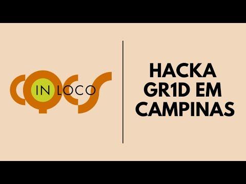 Imagem post: Hacka GR1D em Campinas