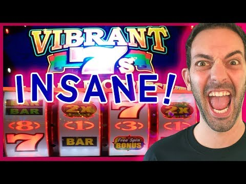 connectYoutube - 💥 INSANE 300X LINE HIT on Vibrant 7s🎰 +MORE!✦ Seneca Niagara Casino ✦ Slot Machine Pokies w Brian