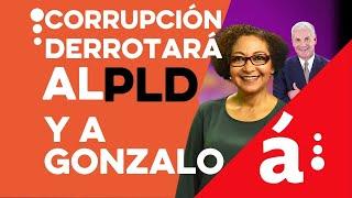 María Teresa: corrupción derrotará al PLD y a Gonzalo