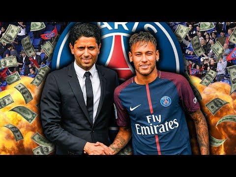 Has Neymar's Transfer To PSG RUINED Football?!  | #ContinentalClub
