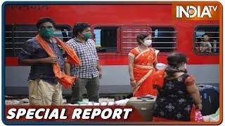 5 शहरों में 52% कोरोना वायरस केस, असली खतरा तो अब हैं | IndiaTV Special Report - INDIATV