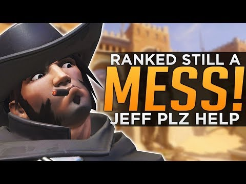 connectYoutube - Overwatch: Ranked is STILL a MESS! - Jeff Send HELP!