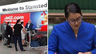 Watch again: Priti Patel outlines 14-day quarantine travel plan to MPs   Coronavirus