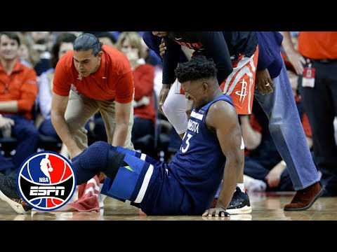 Jimmy Butler out indefinitely with meniscus injury | NBA Countdown | ESPN