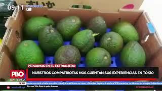 ¡VIAJA CON PBO! Peruanos en el extranjero le hablan PHILLIP BUTTERS desde comercios en Miami y Tokio