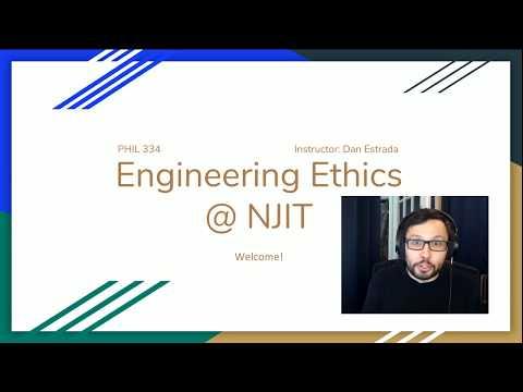 Welcome to Engineering Ethics