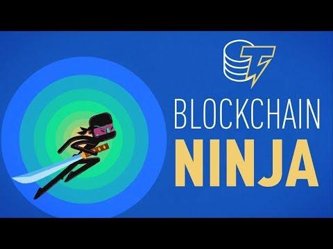 Blockchain Ninja