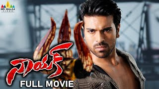 Naayak Latest Telugu Full Movie   Ram Charan, Kajal Agarwal, Amala Paul   Sri Balaji Video - SRIBALAJIMOVIES
