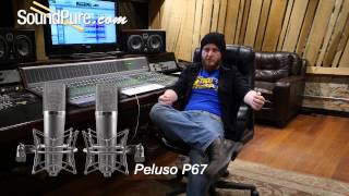 Building a Mix Using Peluso Microphones - Part 3: Resonator Guitar (Pair of P-67)