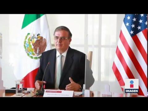 Reclaman a Ebrard por reforma eléctrica desde Estados Unidos | Noticias con Ciro Gómez Leyva
