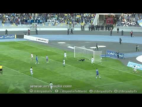 اتحاد طنجة 1-0 مولودية وجدة هدف المهدي النغمي