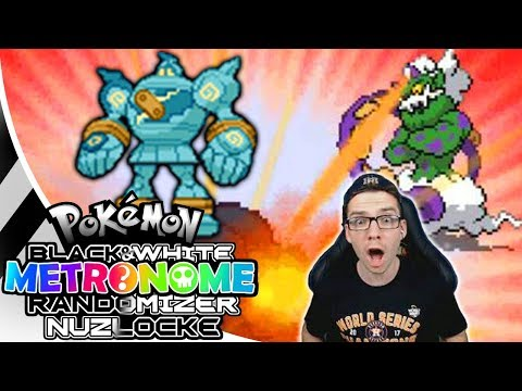 connectYoutube - Mikey's WORST NIGHTMARE! Pokemon Black and White Metronome Randomizer Nuzlocke #10