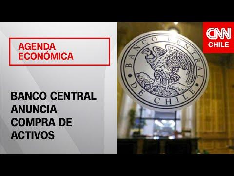 Agenda Economica | Tercer retiro del 10%: Banco Central anuncia compra de activos