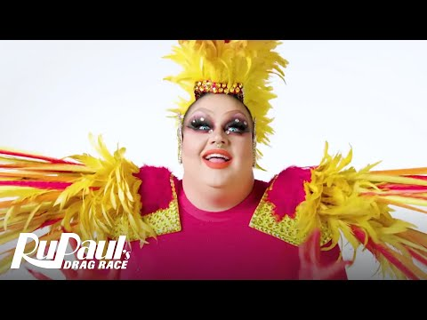 Eureka O'Hara Is Triggered | RuPaul's Drag Race Season 10
