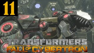 Transformers Fall of Cybertron Walkthrough Part 11 No Commentary 1080p 60FPS