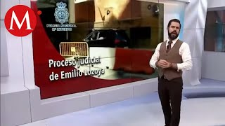 Proceso de extradición de Emilio Lozoya hacia México