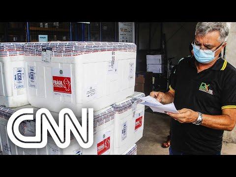 Por falta de vacinas, Salvador aplica apenas 2ª dose nesta segunda (26) | NOVO DIA