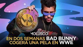 A Bad Bunny en 2 semanas le darán una pela en la WWE