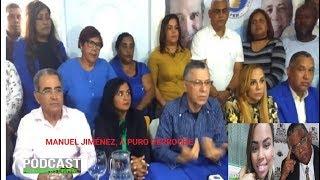 MANUEL JIMÉNEZ, con derroche de cosas sobre suspensión elecciones…