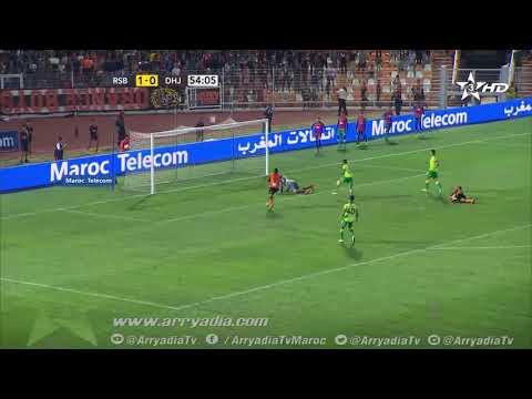 كأس العرش.. نهضة بركان 2-0 الدفاع الحسني الجديدي هدف حمدي لعشير