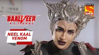 Timnasa ने किया Video Footage Analyze - Baalveer Returns - Neel Kaal Venom - SABTV
