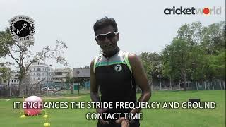 Quick Feet Drills for Movement in Batting and Fielding - CRICKETWORLDMEDIA