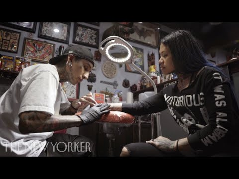 The Tattoo Parlor That's Vegas Strong   The New Yorker