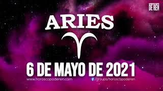 Horoscopo De Hoy Aries - 6 de Mayo de 2021