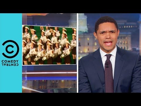 """Kim Jong Un's """"Army of Beauties"""" 