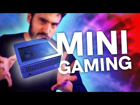 ¡MINI PCs Low-Cost...! ¿¿Para GAMING