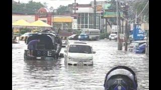 Lluvias provocan estragos en varias zonas del país