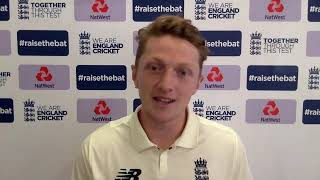 Dominic Bess speaks about returning to cricket - CRICKETWORLDMEDIA