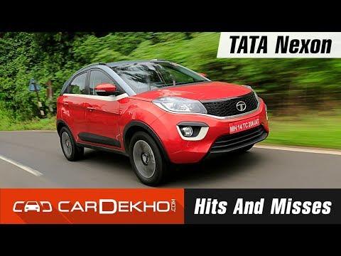 Tata Nexon Hits & Misses