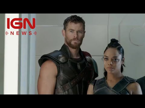 connectYoutube - Chris Hemsworth and Tessa Thompson to Reunite for Men in Black Reboot - IGN News